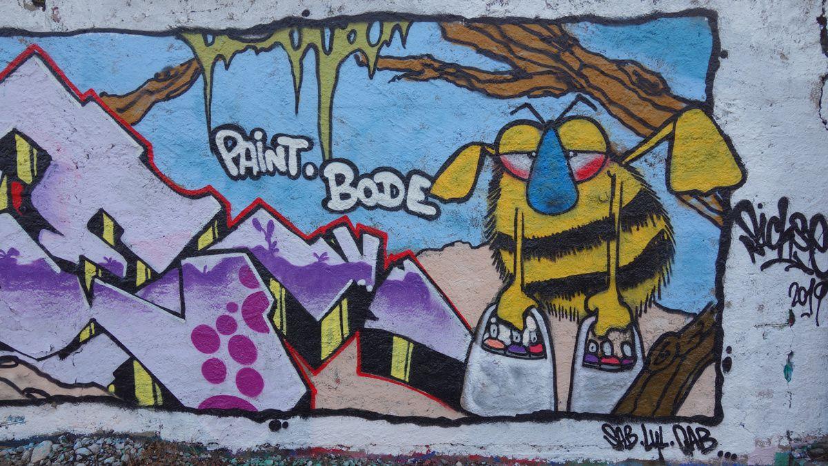 Album - Graffitis Dept 73  Tom 001