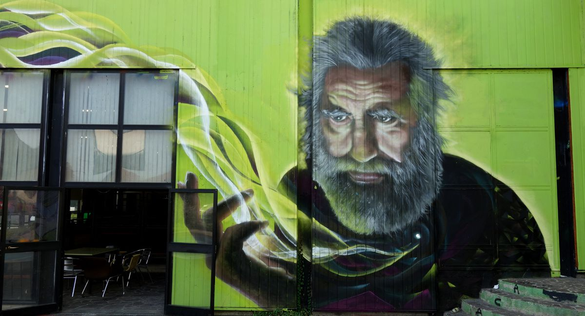 Street Art : Graffitis & Fresques Murales 20014 Nerviano (Italy)