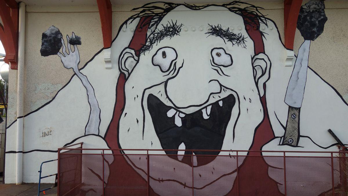 Street Art : Graffitis & Fresques Murales 42100 Saint Etienne
