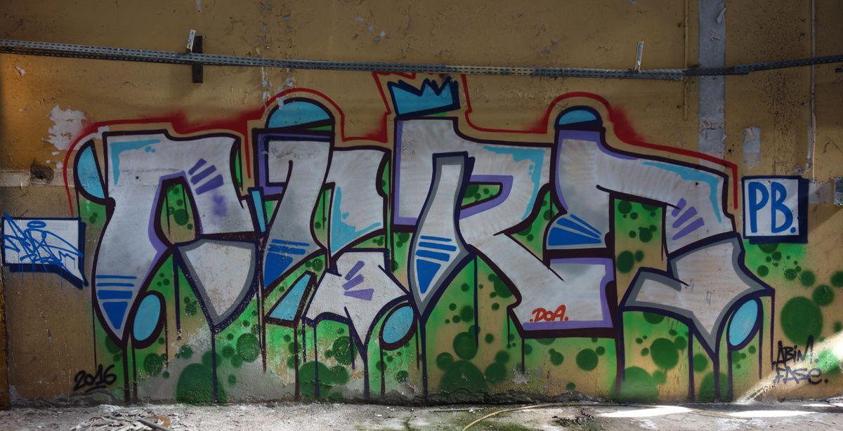 Street Art : Graffitis & Fresques Murales 73070 Champagneux