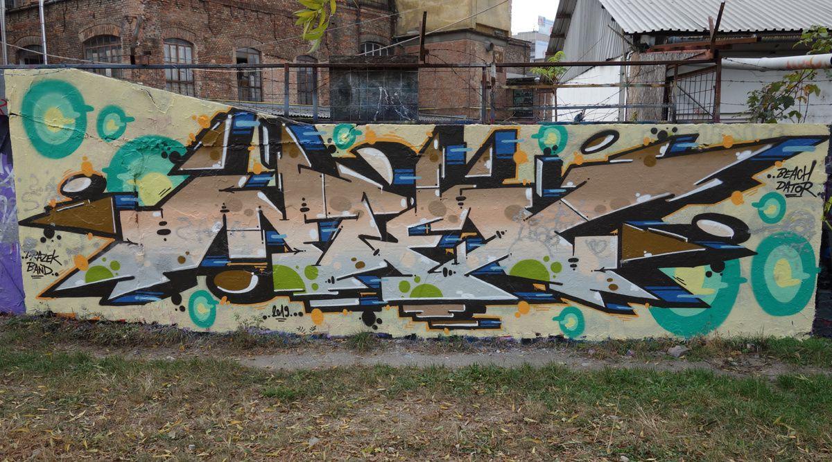 Street Art : Graffitis & Fresques Murales 1033 Budapest ( Hongrie )