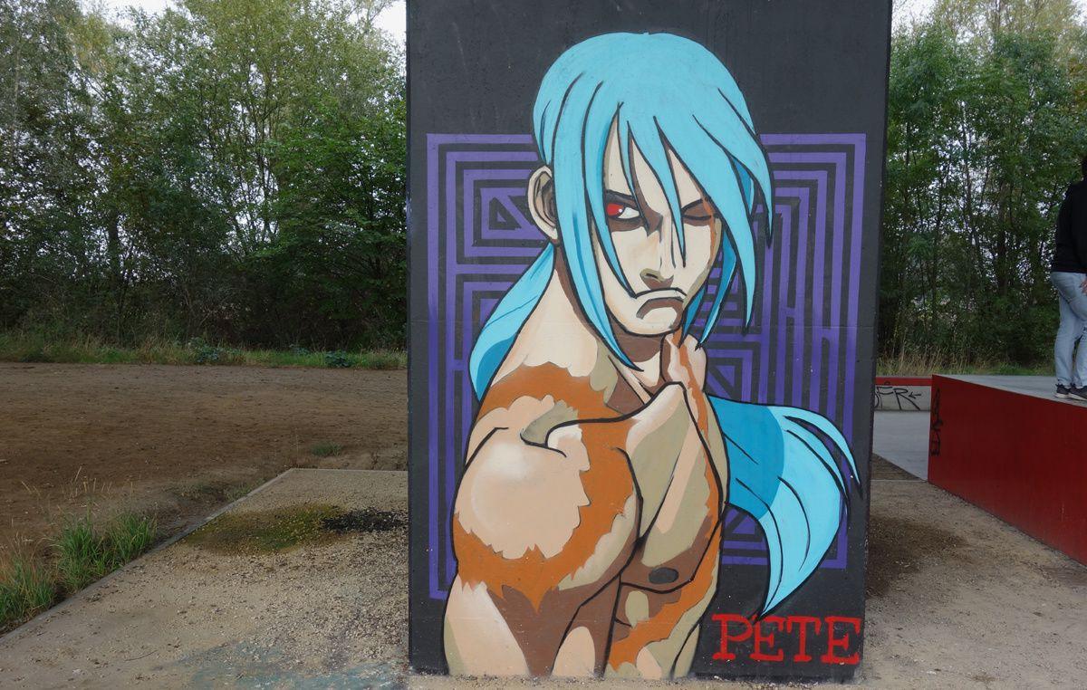 Album - Graffitis Belgique Tom 018