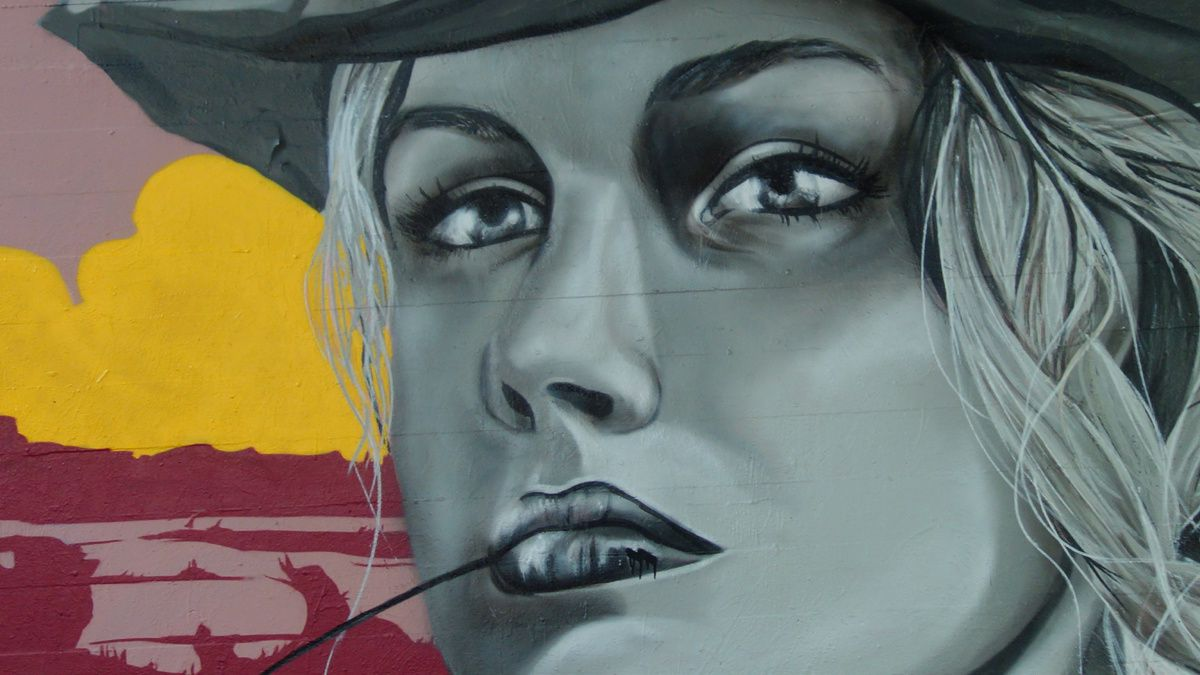 Street Art : Graffitis & Fresques Murales 1227 Carouge (Suisse)