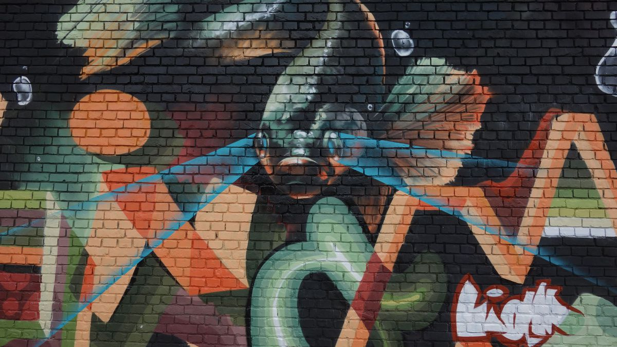 Street Art : Graffitis & Fresques Murales 2018 Antwerpen (Belgique)