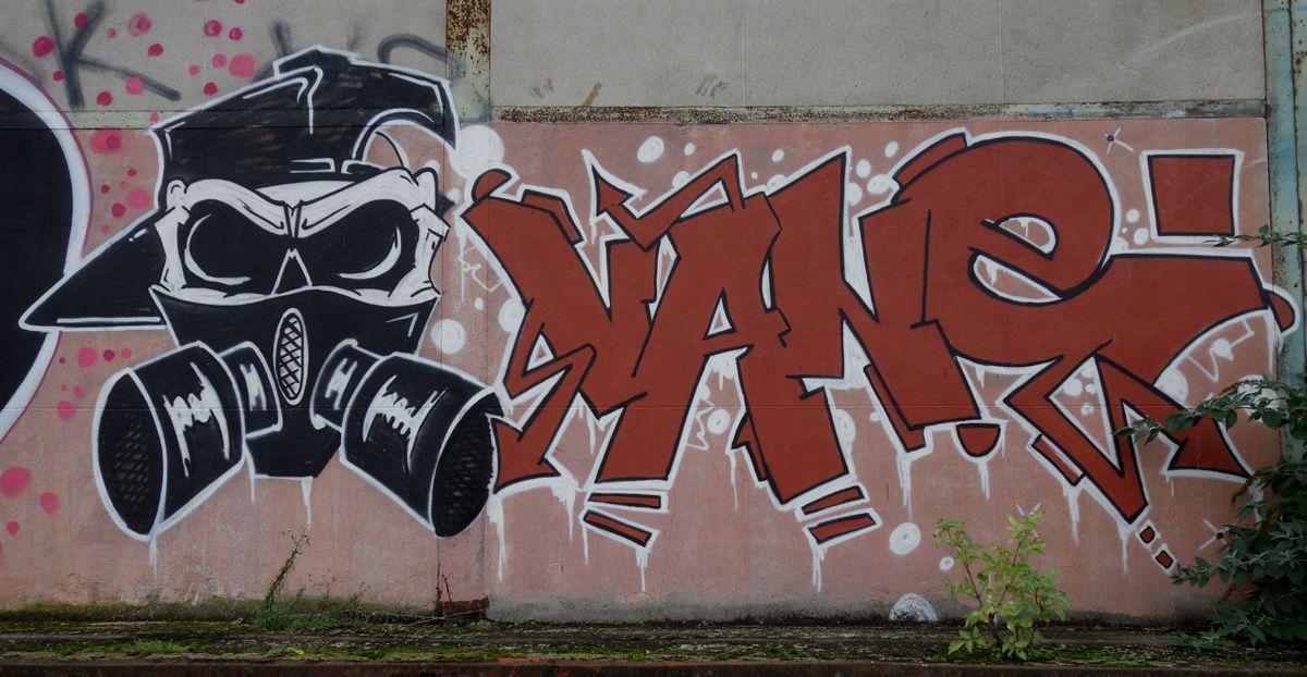 Street Art : Graffitis & Fresques Murales 76100 Rouen