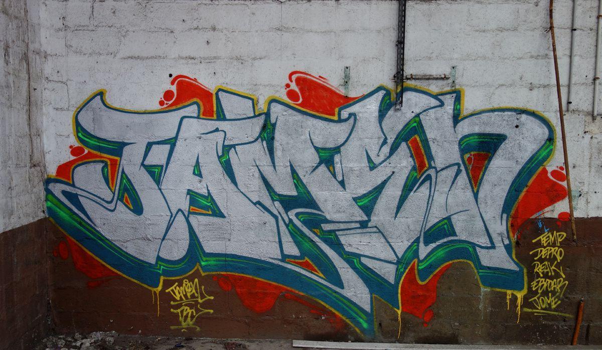 Street Art : Graffitis & Fresques Murales 76600 Le Havre