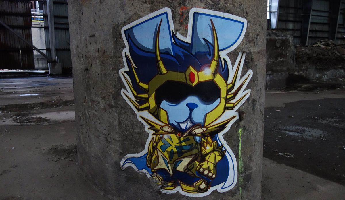 Street Art : Graffitis & Fresques Murales 76700 Rogerville