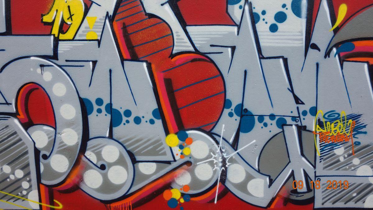 Street Art : Graffitis & Fresques Murales 20094 Corsico (Italy)
