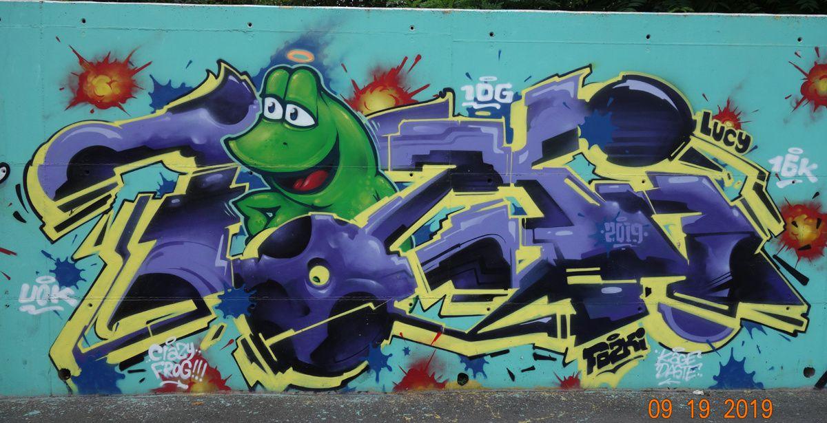 Album - Graffitis Italie Tom 011
