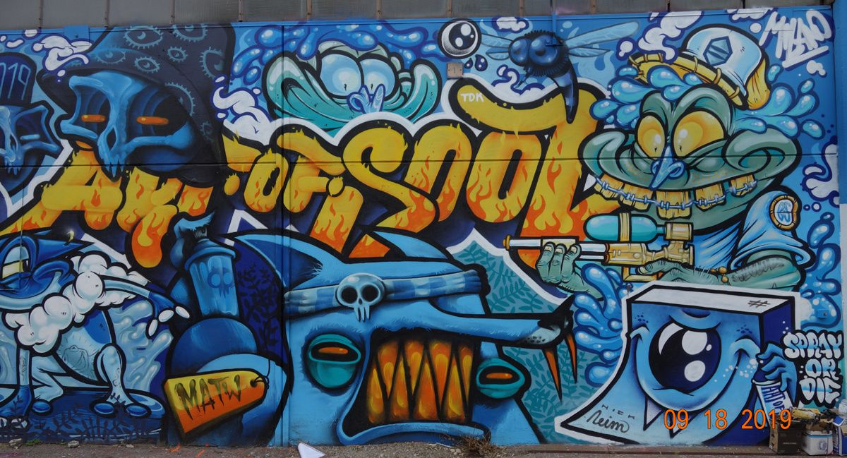 Album - Graffitis Italie Tom 011