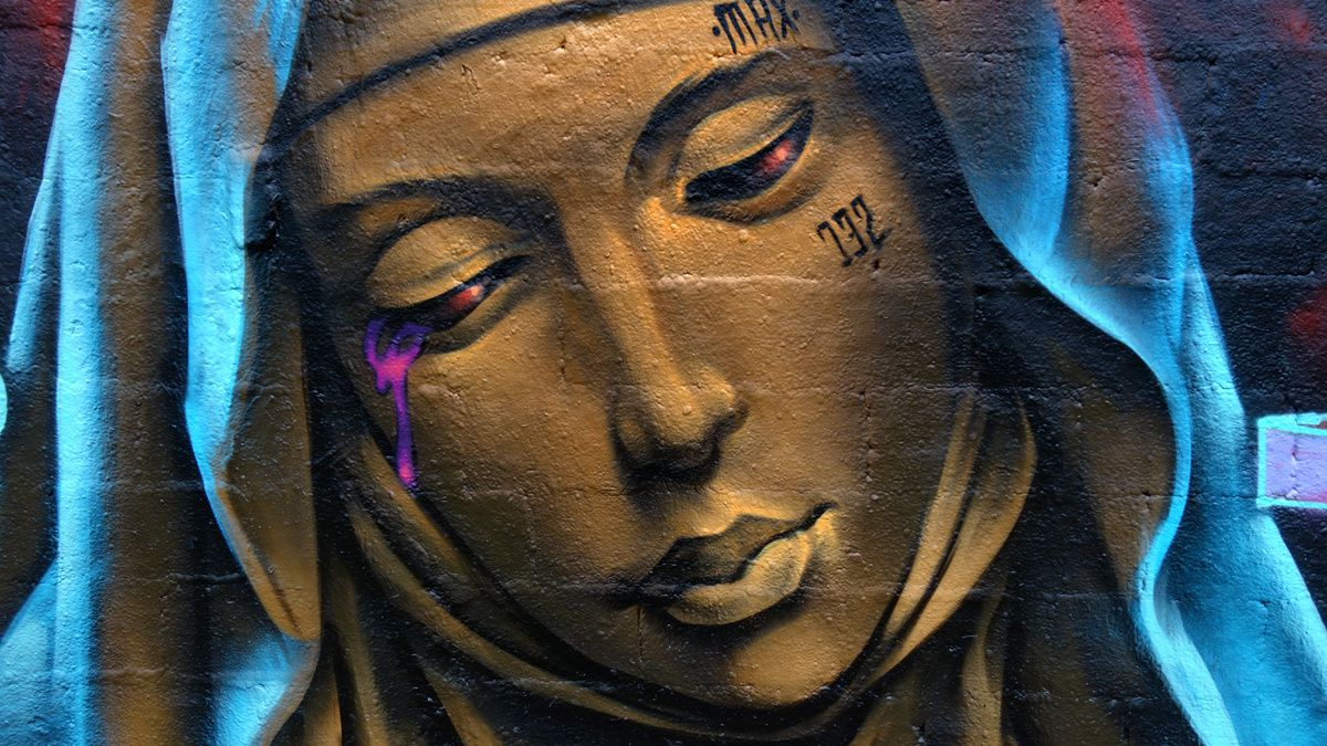 Street Art : Graffitis & Fresques Murales 93006 Bagnolet