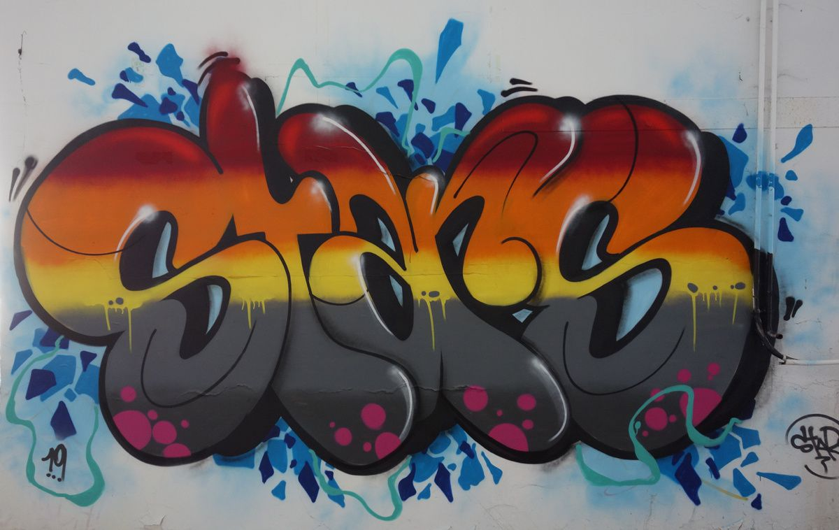 Album - Graffitis Dept 10 Tom 002