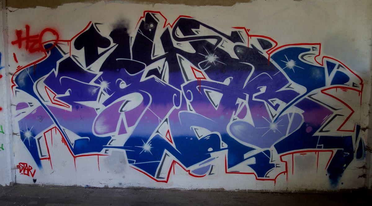 Street Art : Graffitis & Fresques Murales  10387 Troyes