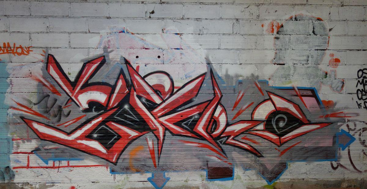 Album - Graffitis Dept 10 Tom 001