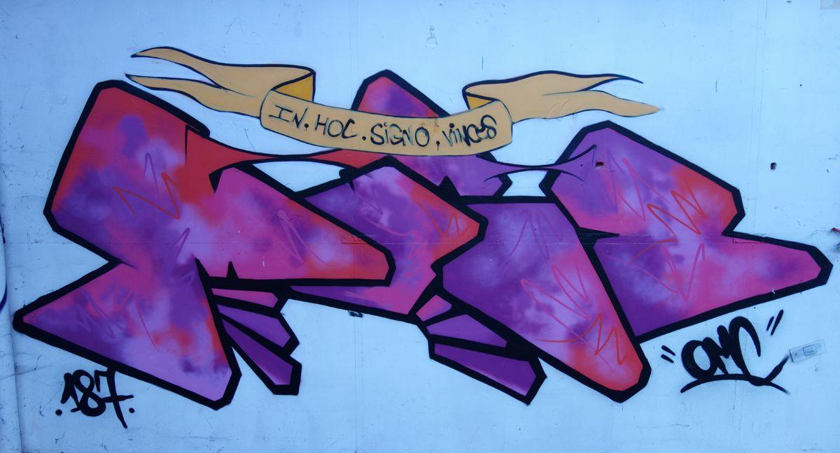 Street Art : Graffitis & Fresques Murales Département Aube (10)