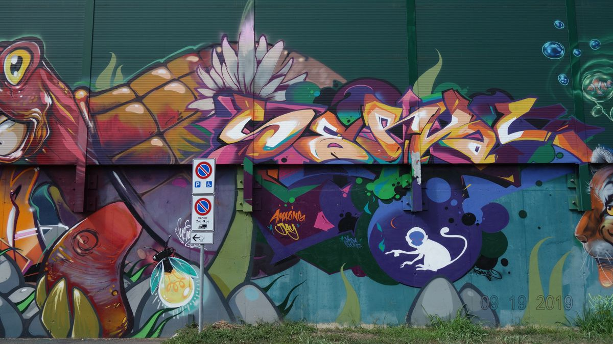 Album - Graffitis Italie Tom 012