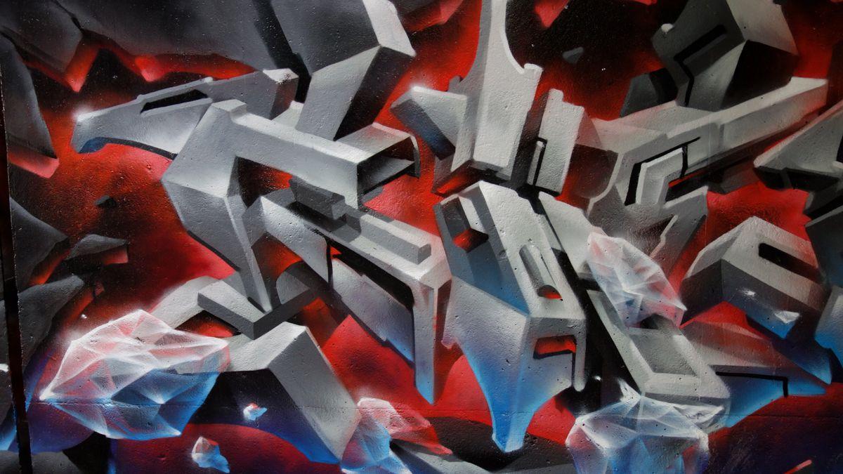 Street Art : Graffitis & Fresques Murales 77258 Lognes