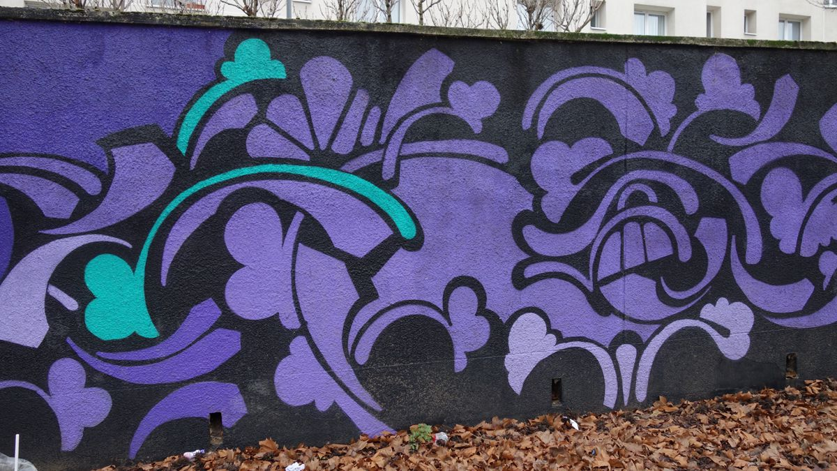 Album - Graffitis Paris Tom 074