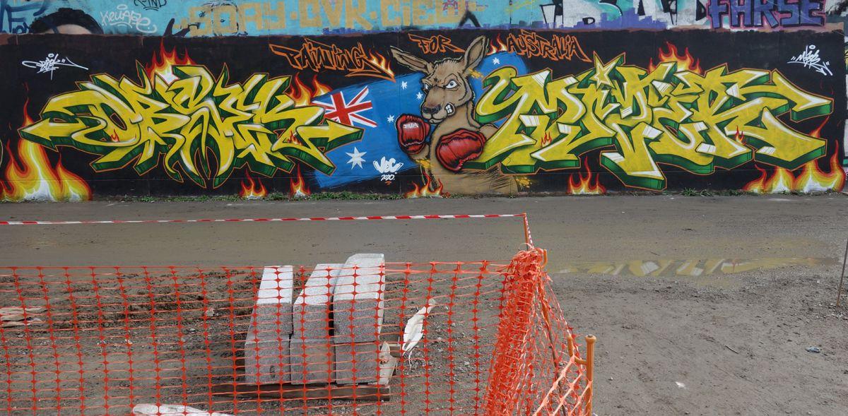 Album - Graffitis Dept 93 Tom 058