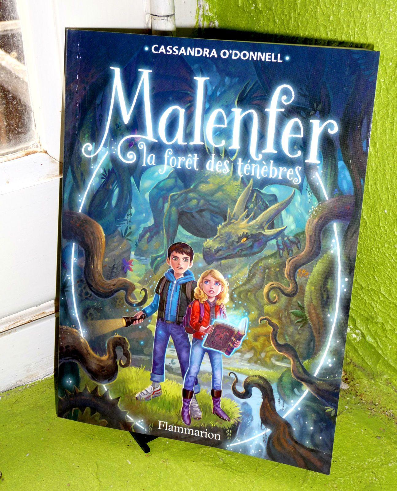 Malenfer - Cassandra O'Donnell