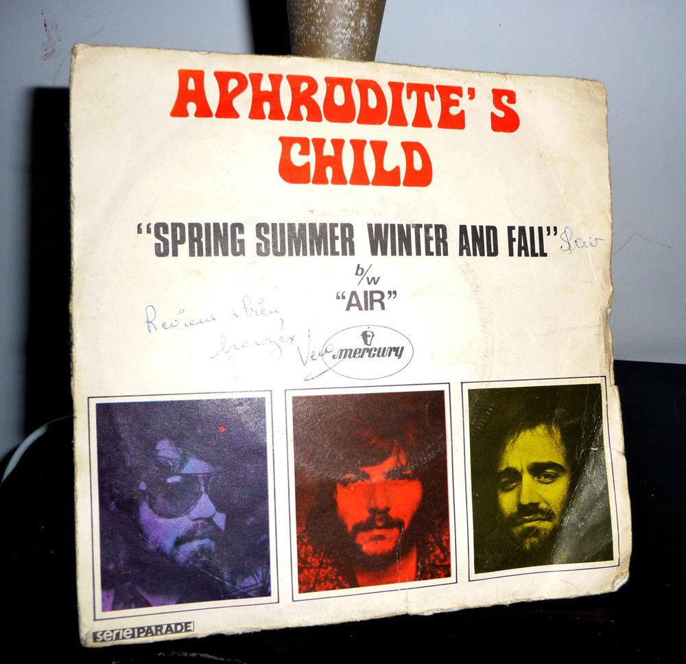 Aphrodite's Child - Spring Summer Winter and Fall