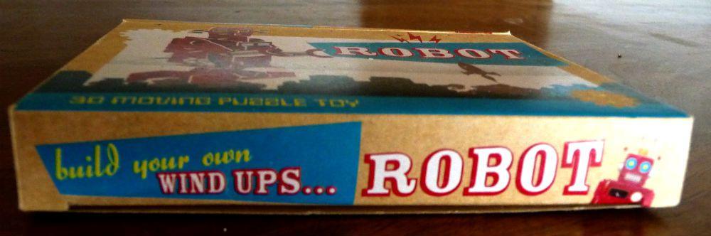 ROBOT WIND UPS