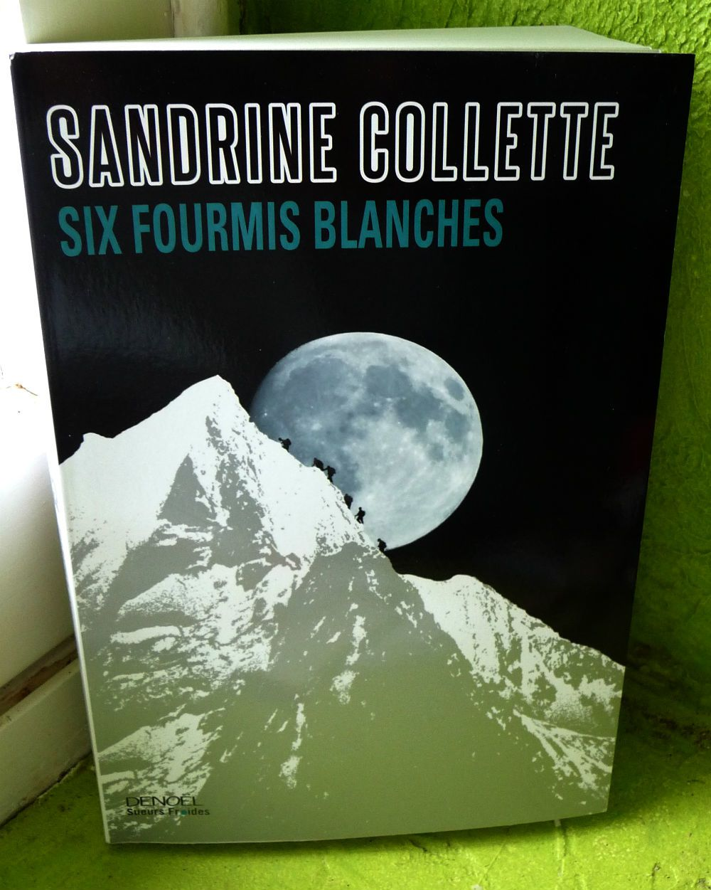 Sandrine Collette- Six fourmis blanches