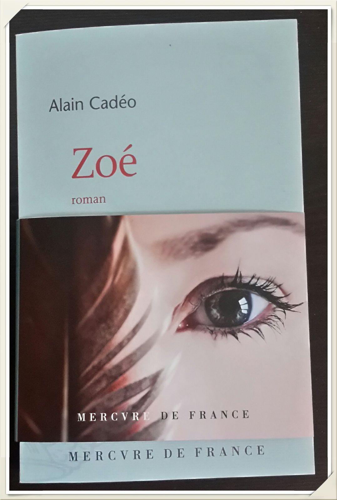 Zoé - Alain Cadéo