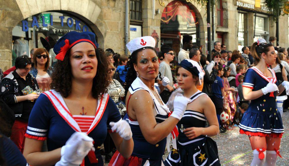 Carnaval à Nantes - ©bernieshoot