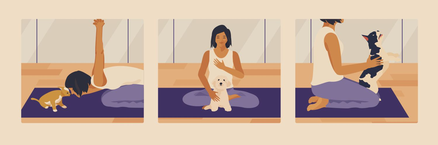 Getting Down With Your Doga
