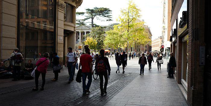 Photo de rue à Toulouse