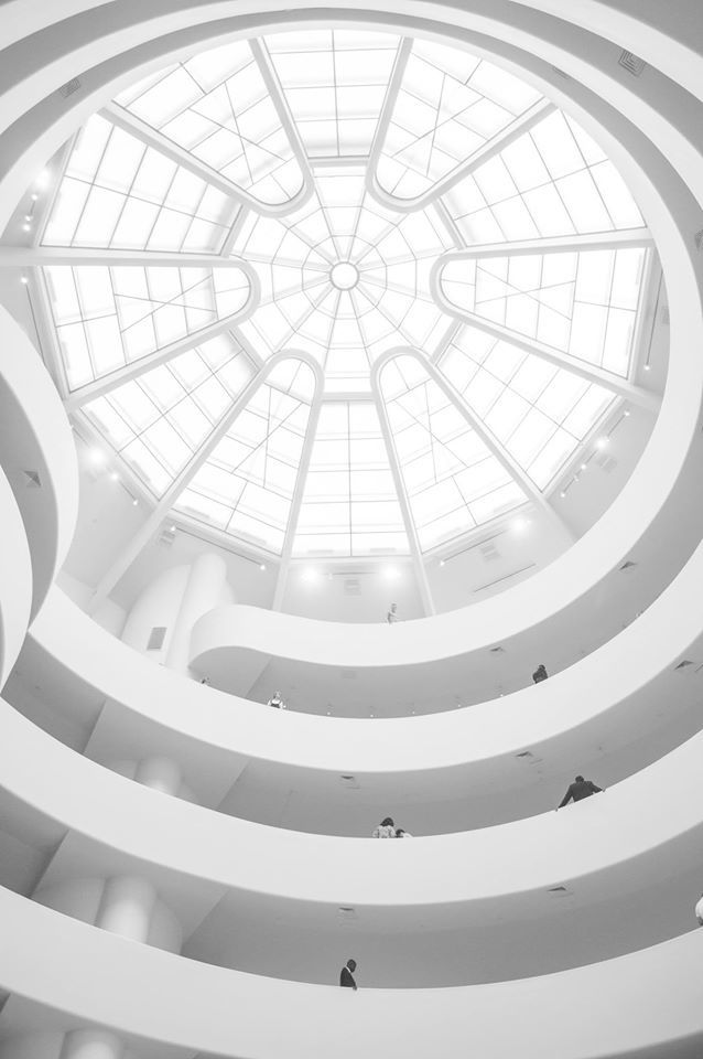 Photo by Drew Patrick Miller - Solomon R. Guggenheim Museum, New York, United States