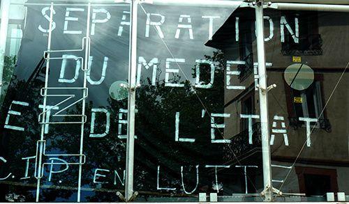 séparation du MEDEF et de l'Etat