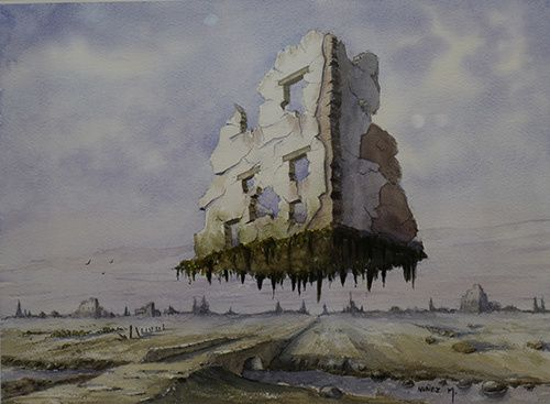 La Ruine Flottante Martin Nuñez