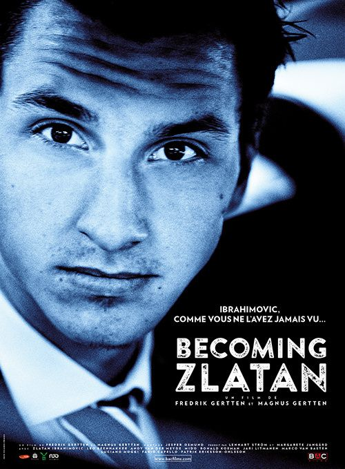 BECOMING ZLATAN  disponible en DVD