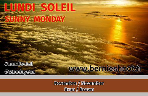 novembre brun lundi soleil