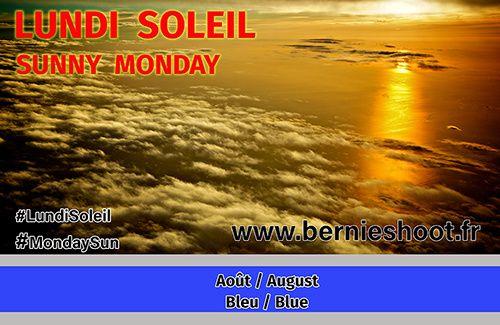 aout bleu lundi soleil