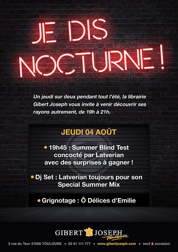 Toulouse : Summer Mix et Blind Test avec Latverian