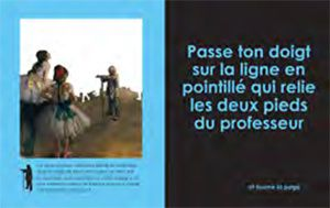 documentaire ludique art culture impressionisme