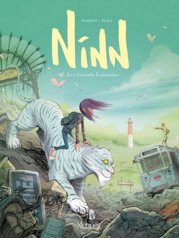Les Grands Lointains tome 2 de  Ninn