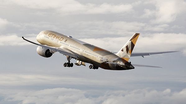 © Etihad Airways Boeing 787 Dreamliner