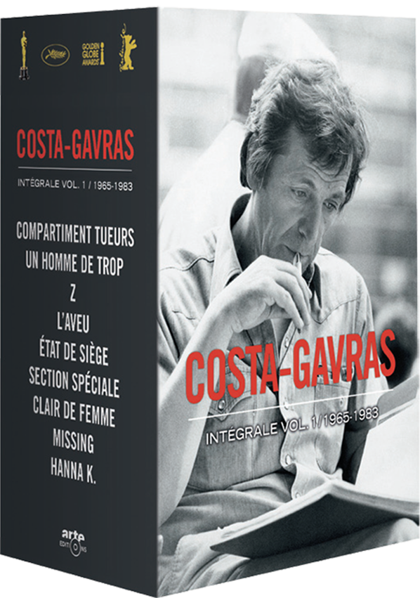 integrale volume 1 costa gavras