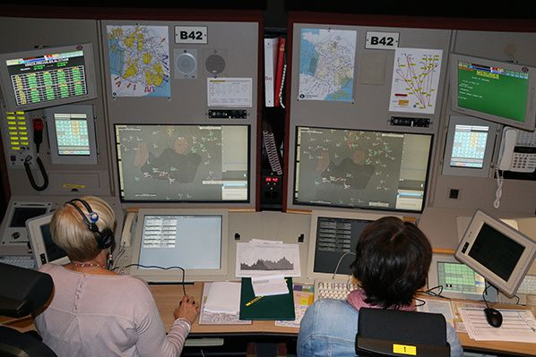 Modernization of En-route Air Traffic Control System at the Bordeaux ACC