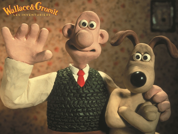 WALLACE & GROMIT Les Inventuriers