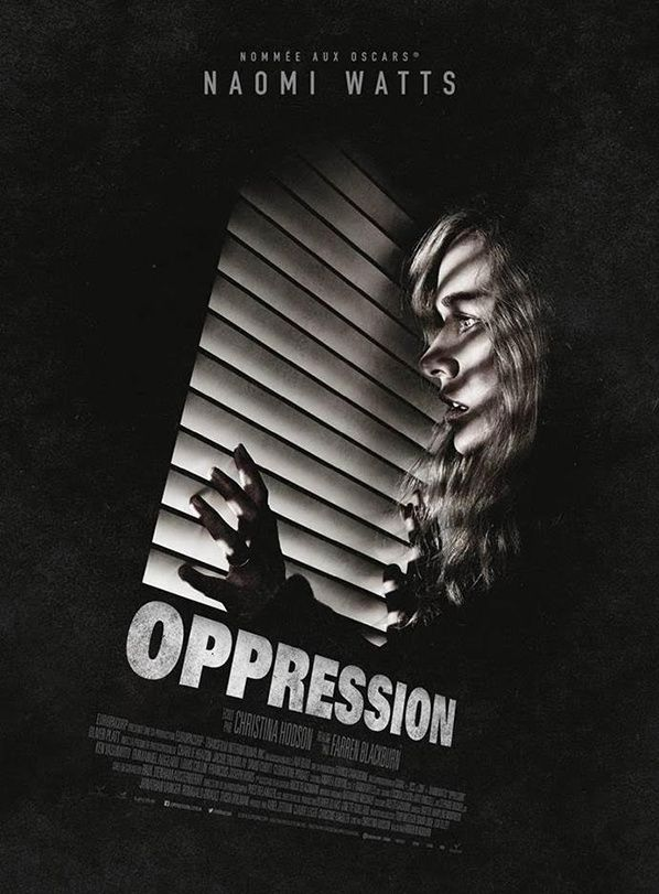 OPPRESSION Affiche officielle