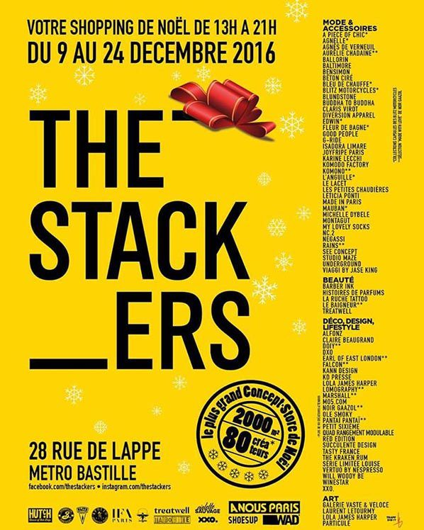 the stackers concept store