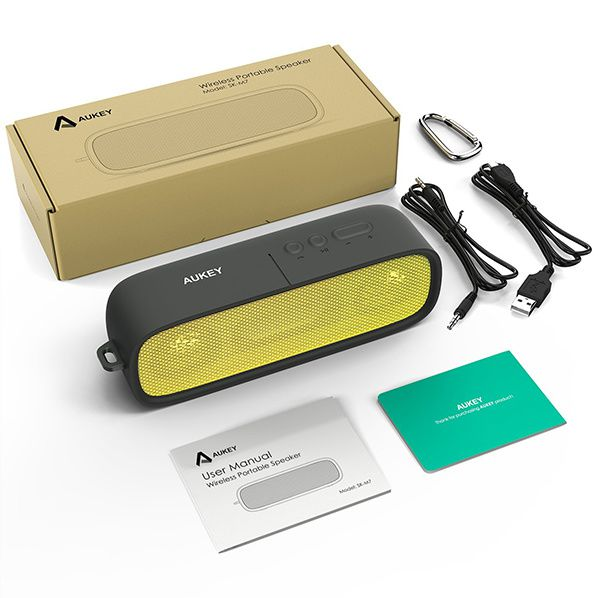 enceinte bluetooth kit aukey