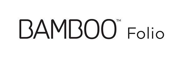 Bamboo folio smartpad