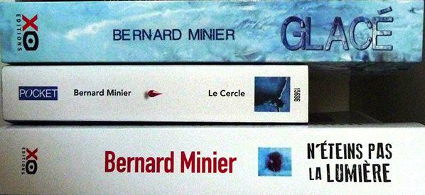 Glacé - Le Cercle - N'éteins pas la lumière- Bernard Minier