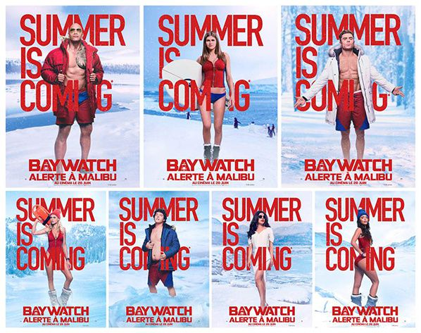 BayWatch : Alerte à Malibu Summer is coming